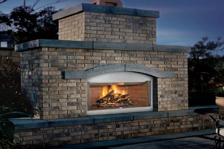 What Are The Best Outdoor Fireplace Kits 2019 Home And Garden Express