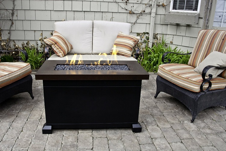 Best Propane Fire Pit Table In 2019 Home And Garden Express